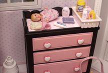 Hailey's baby stuff