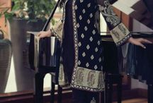 Pakistani fashion / These Pakistani dresses are so elegant and attractive wow!!!! I love Maria b collections ...*