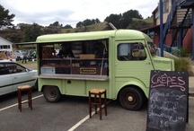 L'Epicerie vintage food truck / A slice of French history in New Zealand