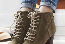 sko og højhelede