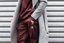 Sport Elegant Outfit Men