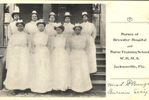 Nurses: Gender, Race, and Class / Historical images of nursing from the U.S. National Library of Medicine, History of Medicine Division.