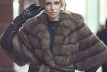 Elegance is the only beauty that never dies / A real woman avoids drama, she knows her time is precious and she's not wasting on unimportant things. Classy furs for evwry woman.. For the love of fashion