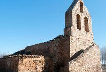 Iglesia de Santa María en Villaobispo / Románico de Zamora