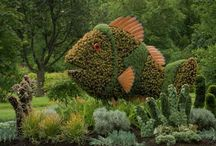 sculture x giardini