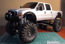 RC Mega Truck Inspiration / RC Mega Mud Trucks