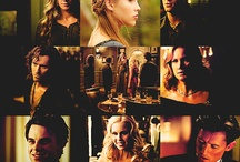 The Mikaelson family