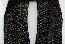Crochet wrap, shawl, scarf