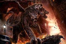 Demons/Creatures