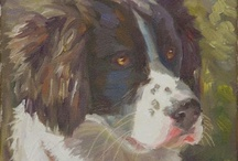 My Pet Portraits / by Laurel McBrine