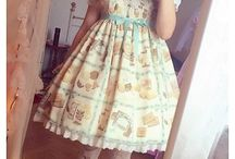 Outfits / Cute ideas for Lolita fashioned outfits ~