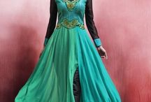 Long Designer Heavy Anarkali's Collection