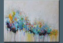 acryl paint's