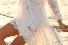 Love Lace and crisp whites