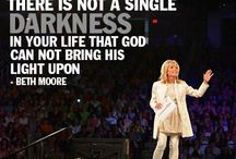 Beth Moore / by Teka Mcgill