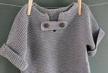 couture/tricot pour enfants