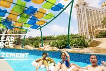 LEISURE & ENTERTAINMENT / Introducing water play attractions to a commercial facility can have a very positive effect. The obvious result is a widened appeal to a younger demographic – families with young children. But these attractions also appeal to adults of all ages as they can participate or observe in a safe and enjoyable environment.  Hotels & Resorts, Water Parks, Amusement Parks, Family Entertainment Centers, Home Owners Associations