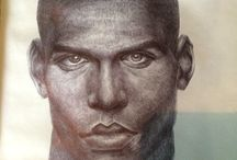 Portrait / #Male #Portraits #Sketch