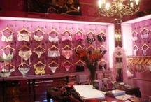 Lingerie display