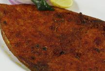 Something Fishy! / Seafood galore!