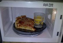 Cocina - Microondas / by Shativa