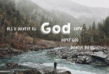 Relegie / Dichtbij god