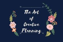 The Art of Creative Planning