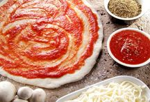 Pizza recepten & toppings
