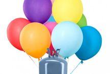 Pack: Bombona de helio + globos pastel / Al color pastel se le llama a los globos con apariencia mate y puedes encontrar colores como el azul, amarillo, verde, rojo, blanco o rosa entre muchos otros.  El látex es natural y de la mejor calidad existente, por lo que la decoración quedara perfecta.  Tendrás los globos con la misma apariencia, textura y tonalidad, gracias a la calidad del material y el helio.