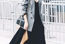 Styling for work pieces on social media