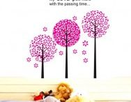 Wall stickers / wall stickers