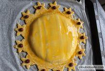 King's cake / galette des rois / Recipes around king's cake and epiphany period / Galettes des rois et autres recette de l'épiphany