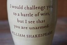 Shakespeare / by Julie A.L.