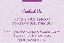 Nuna's Koekjes