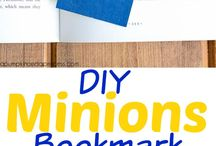 bookmarks diy