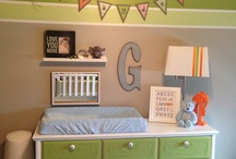 Baby/kids room decor