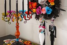 Day Of the Dead, Mexican costumes and things
