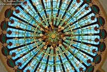 Vitraux... Stained-glass window
