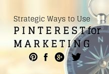 Pinterest Resources for Business / Tips and guides to using Pinterest like a social media ninja. Use pins to build audience, boost your marketing and target key prospects.