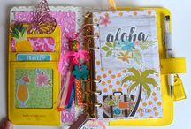 • Plan with me • / Idées pour mon petit color crush