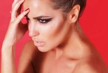 Makeup & hair ideas-Cincinnati shoot with Michael & Christine