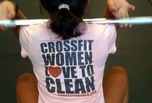 CrossFit / by Babette's Victoria's