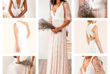 *Simple Wedding Dresses - Bride In A Hurry / Are you going to marry and still don't have wedding dress? keep calm, we have the perfect dress for you, one size fits to all,  boho, rustic, versatil, convertible, fast and perfect <3 <3