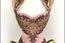 Corsetry / Super duper expensive costume corsets