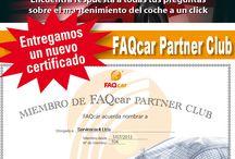 Colombia, Miembros del Faqcar Parnet Club. / .