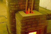 Mass heater