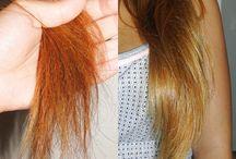 cabelos e outros