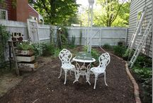 outdoor spaces / by gail wilson My REpurposed Life