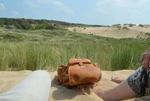 Formby - The Shoot / A day in the sand dunes with a camera and our Darwin Men's Leather Backpack
