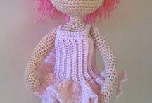 muñecas amigurumis